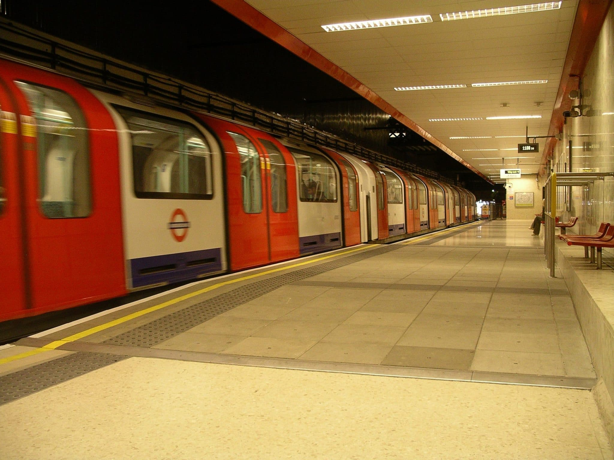 Access Tiles Underground
