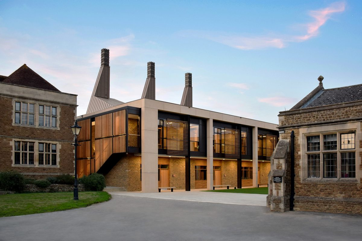 Charterhouse School GRC Science and Maths Centre